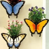 Outdoor Butterfly Planter (Set of 3)
