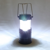 LED Telescopic Camping Lantern Light