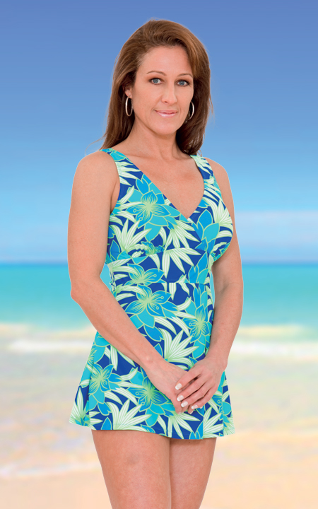 Health Pride Aqua Swimsuit