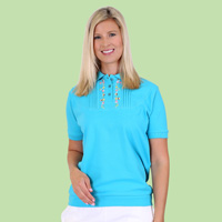 Embroidered Polo T-Shirts