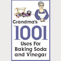 1001 Uses for Baking Soda & Vinegar Book